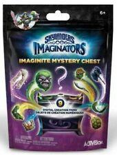 Skylanders Imaginators Mystery Treasure Chest In Gold