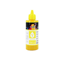 Koala Sublimation Ink 100ml Yellow Compatible All Epson Refillable Cartridges