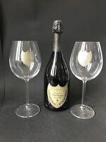 Dom Perignon Vintage 2009 Champagner 0,75l Flasche+ 2 Big Dom Gläser 12,5% Vol