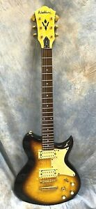 Washburn 2003 WI-64PLSunburst Pearloid RARE PIECE PRICED TO SELL NOW