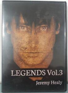 Legends Vol 3 - Jeremy Healy 4 x CD Pack OLDSKOOL RETRO 90s FANTAZIA IBIZA