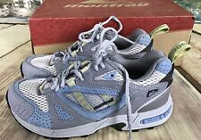 MONTRAIL CONTINENTAL DIVIDE GRAY BLUE HIKING ATHLETIC SHOES Sneakers SIZE 6