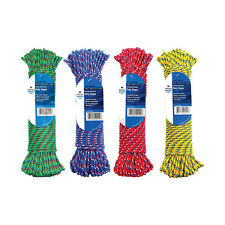 Wellington P1312H0100Ac 16 Carrier Braided Rope, Assorted Colors