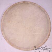 """Leedy/Ludwig Snare/Tom 14"""" Calf Skin Drum Head Batter/Resonant Vintage 30s Maple"""