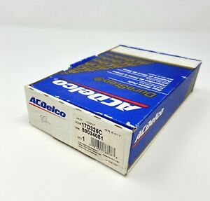 AC Delco DuraStop (Gold/Professional) Ceramic Disc Brake Pad Set 17D325C (NOS)