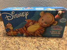 Water Babies Tigger with Rattle Disney Winnie the Pooh Vintage Playmates 2001