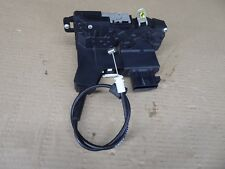 Lincoln MKZ BE53-54219A65-A Left Front Door Lock Latch Closing Sys OEM 2010-2012