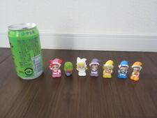 USED ojamajo Doremi Aiko Onpu Hana Hazuki Figure 7pcs free shipping from Japan
