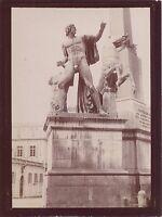 Roma Italia Foto Amateur Viaggio IN Italia 1898 Vintage Citrato