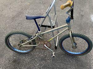 1979 Mongoose Motomag Old School BMX Minigoose  FRAME Rad Racing Bike Araya