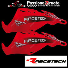 Paramani handguards racetech gladiator easy rosso red universali 22 28mm