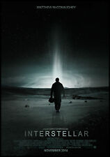Interstellar - A3 Film Poster - FREE UK DELIVERY