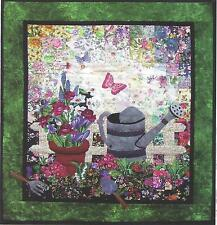 Spring Gardening watercolor kit by Whims Watercolor