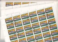 CCCP Bateaux Fluviaux le LENINE   4k 1981 33 feuilles x 36 TP