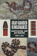 Grey-banded Kingsnakes (Herpetology series), Very Good Books