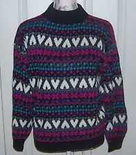 Ashleigh Morgan Women's Sweater Vintage 1980s Good Condition No Size Tags