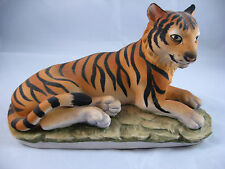 Tiger Figurine Figure by Lefton China KW5061
