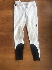 Equiline White Breeches Size 42