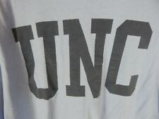 University of North Carolina Tar Heels Size Large Blue T-Shirt 100% Cotton
