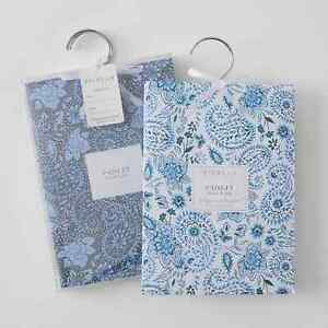 Paisley Scented Hanging Sachets