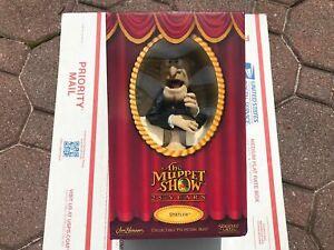 Sideshow Weta Statler Muppets Busts 25th Anniversary Jim Henson 2/5000 2002