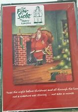new sealed gary larson far side christmas cards holiday greeting cards