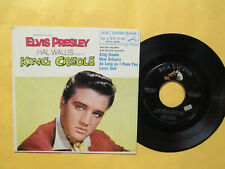 """ELVIS PRESLEY """"KING CREOLE"""" RCA-4319 EP WITH COVER VG+/VG+"""