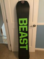 Never Summer Industries - Limited Edition - Monster / BEAST Snowboard