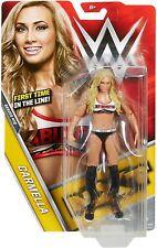 WWE WRESTLING FIGURE MATTEL CARMELLA #70 BOXED BRAND NEW DIVAS
