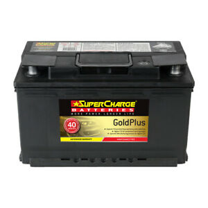 NEW SUPERCHARGE CAR BATTERY 12V750CCA MF77