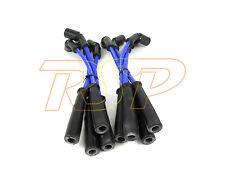 Magnecor 8mm Blue Ignition HT Lead Set Hummer H2 6.0i V8 02-07 Escalade 5.3i/6.0