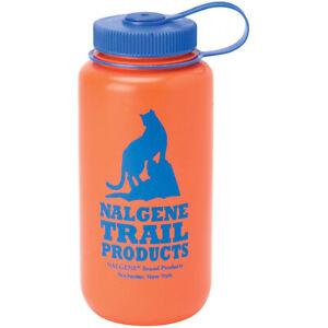 Nalgene Ultralite Wide Mouth 32 oz. Water Bottle - Orange