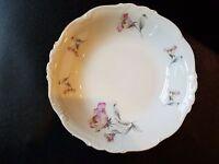 Edelstein, Bavaria IRISH ROSE Maria Theresia China Soup Salad BOWL  21615