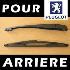 Bras Balais Essuise Glace Arriere PEUGEOT 807 2002+ 35cm