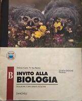 Invito alla biologia B - Curtis, Barnes - Zanichelli (4 Ed) Ca