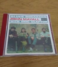 John Mayall Cd - Blues Breakers with Eric Clapton.