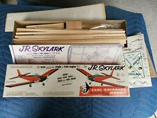 Carl Goldberg Jr. Skylark Model Airplane Kit