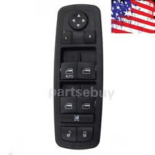 Master Power Window Switch Driver Side for 08-12  Dodge Jeep Liberty 4602632AG