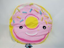 Round Donut Doughnut Pet Bed Dog Cat 22 In Home Indoor Comfort Supplies Cushion