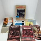 """Ssi D&d Dungeons & Dragons Computer Game Death Knights Of Krynn (pc 5 1/4"""")"""