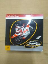 Onyx 1:24th scale Yamaha YZR 500 Team Roberts Luca Cadalora #5 M016 with Figure.