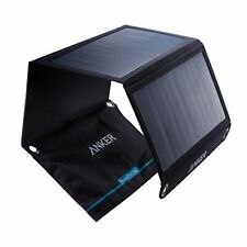Anker PowerPort Solar (21W 2-Port USB Solar Charger) for iPhone 6/6 Plus, iPad