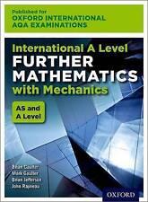 International A Level Further Mathematics for Oxford International AQA...