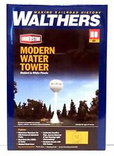 HO Scale Walthers Cornerstone 933-3528 Modern Water Tower Kit