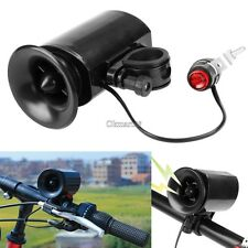 6-sound Bike Bicycle Super-Loud Electronic Siren Horn Bell Ring Alarm Speaker OK