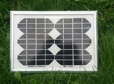 HIGH QUALITY LC SOLAR BRAND  5 WATT SOLAR PANEL FOR CARAVAN BOAT,YACHT ETC