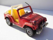 59 - SIKU - Jeep CJ-5 Wrangler - 1053