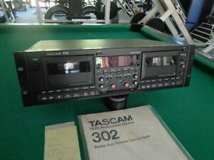 TASCAM 302 Dual high speed copy