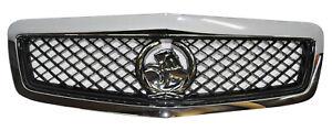 Genuine Holden WM WN Front Grille & Badge Caprice CapriceV Chrome 2006-2017 GMH