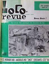MODELISME FERROVIAIRE TRAIN MAGAZINE LOCO REVUE 11 NUMEROS ANNEE COMPLETE 1967